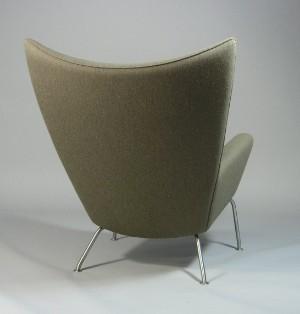 m bel hans wegner wing chair ch 445 de hamburg gro e elbstra e. Black Bedroom Furniture Sets. Home Design Ideas