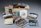 Samling LP'er, Elvis Presley m.fl. (ca. 120)