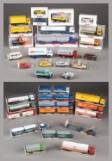 Wiking. En samling modelbiler (35)