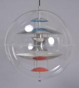 Pendel, Louis Poulsen, VP-Globe af Verner Panton, Ø 40
