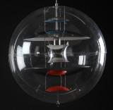 Verner Panton. VP-Globe pendant, Louis Poulsen, Ø 60 cm.