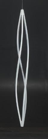 Arihiro Miyake for Nemo. 'In the Wind' pendel af hvidlakeret aluminium