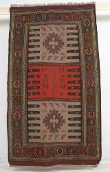 Orientteppich Kelim, Persien, ca. 178 x 100cm