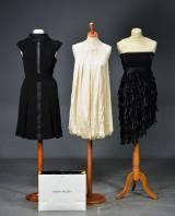Tre kjoler, Karen Millen, Inwear og (3)