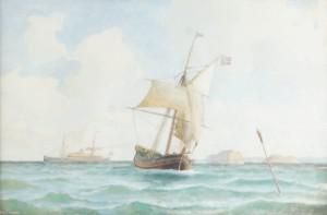 Vägglampor Båt : Vara christian fredrik svensson