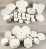 KPM Rocaille dining service, porcelain, 97 items (97)