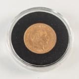Danmark. 10 kroner guldmønt 1900.