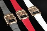 Tre Tissot Two-Timer Vintage armbåndsure af gulddoublé. (3)