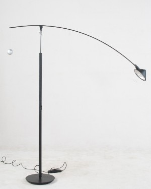 slutpris f r carlo forcolini stehlampe nestore terra. Black Bedroom Furniture Sets. Home Design Ideas