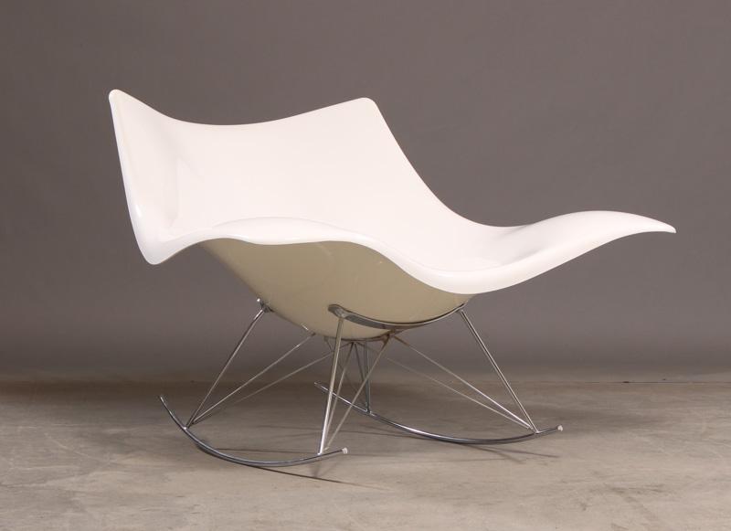 Thomas Pedersen, 'Stingray' rocking chair
