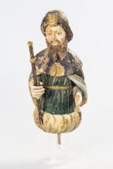 Jakobus von Compostela, Aufsatzfigur eine Prozessionsstange