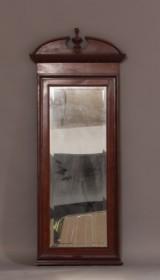 Spejl af mahogni, 1800-tallets slutning