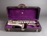 Altsaxofon, Conn New Wonder II 'Cheu Berry'.
