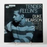Tender Feelin's DUKE PEARSON BLP Blue Note 4035