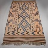 Hazara Kelim tæppe fra Afghanistan, 350x193 cm