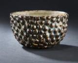 Axel Salto for Royal Copenhagen. Stoneware bowl, no. 20566