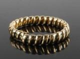 Bvlgari bracelet, 18 K gold