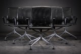Alberto Meda for Vitra. Six conference chairs, model Meda Chair (6)