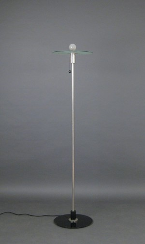 Gyula pap a bauhaus floor lamp model bst 23 lauritz aloadofball Image collections