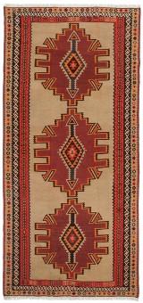 Persisk Ardabil kelim 326 x 156 cm