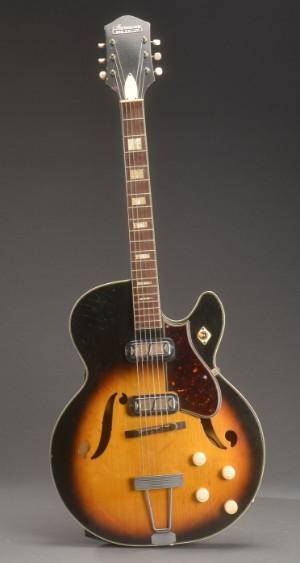 Harmony Meteor H 71 Guitar 2