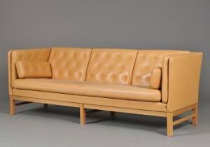 k b og s lg sofaer stofsofa l dersofa dansk design erik j rgensen tre personers sofa. Black Bedroom Furniture Sets. Home Design Ideas