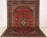 Persisk handknuten matta Kashan 360 x 250 cm