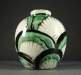 Herman A. Kähler vase, lertøj