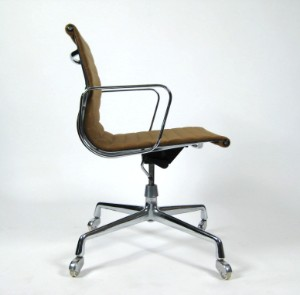 Vare 2953946 ray charles eames kontorstol model ea for Eames ea 117 replica