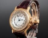 Breguet Worldtimer 4234 armbåndsur i 18 kt. guld