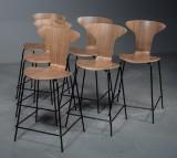 Arne Jacobsen, Munkegaard/Myggen barstol (6)