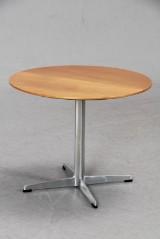 Arne Jacobsen. Sofabord, model 3514, kirsebær