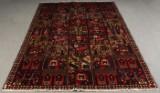 Bakhtiari Galerie Teppich, 275 x 165 cm.