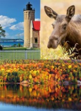 18-day cruise of USA & Canada on Canada's Great Lakes 'Indian Summer – a Rush of Colours' for 2 people in an outer cabin with the MS HAMBURG from 24.09. – 11.10.14, including flight to/from Germany