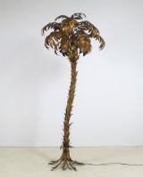 Stor standerlampe med form som en palme, Italien, 1960/70'erne