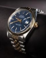 Herrenuhr Rolex Datejust Stahl-Gold, Vintage
