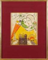 Marc Chagall Dimanche