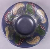 Michael Andersen. Skål af glaseret keramik