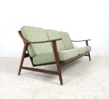 A lounge sofa, 1950s/1960s, in teak, by Mogens Kold