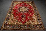 Persisk Tabriz, 363 x 250 cm.
