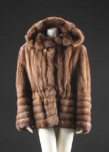 Sable fur, jacket, sable, from Alex Petersen