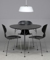 Arne Jacobsen. Anniversary set, 'Limited Edition' with accompanying number certificate (5)