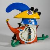 Otmar Alt, Rosenthal, Studio Linie, Coq o'clock, c. 1986