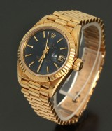 Rolex Oyster Perpetual Datejust ladies' watch