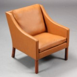 Børge Mogensen. Lounge chair, model 2207