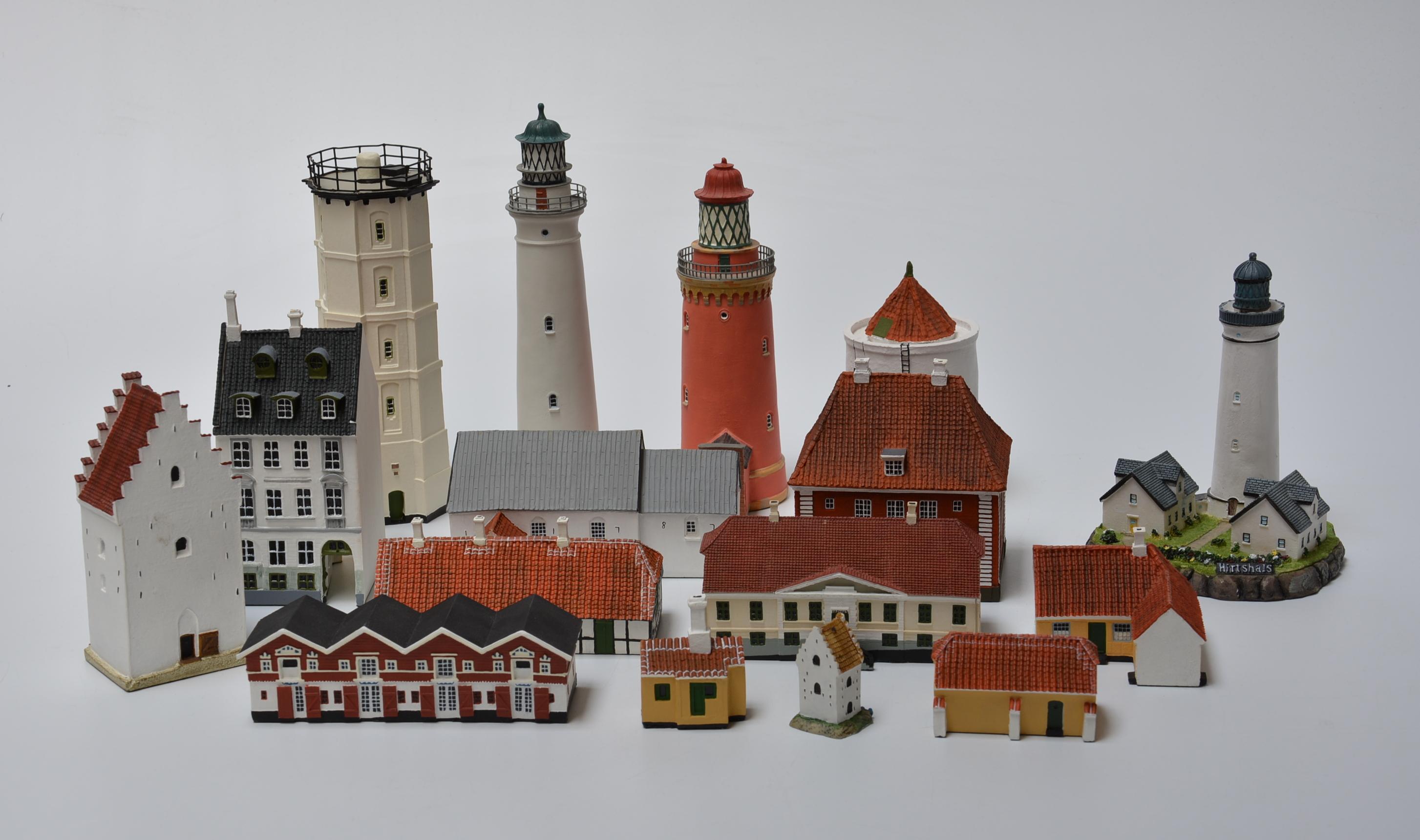 trip trap modelhuse sælges