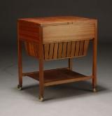 Børge Mogensen, sybord af mahogny