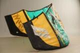 Freeride/Freestyle. Samling Kite udstyr