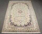 Nain, a carpet, Persia, 310 x 205 cm