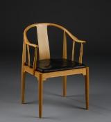 Hans J. Wegner. China chair, model FH4283, cherry wood